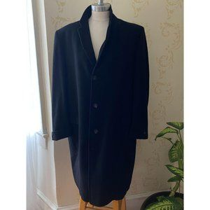Gold Circle 100% Cashmere Men's Overcoat